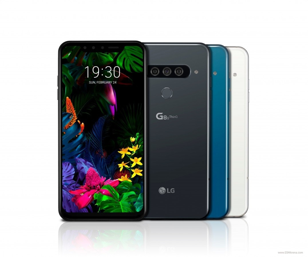 LG G8 ThinQ, LG G7 ThinQ, , LG, LG V50 ThinQ, LG ThinQ, LG Electronics, Smartphone, LG V40 ThinQ, Mobile World Congress, lg g8 thinq price, Gadget, Electronic device, Technology, Multimedia, Mobile phone, Smartphone, Electronics, Portable communications device, Communication Device
