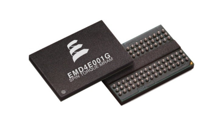 Magnetoresistive random-access memory, Everspin Technologies, Spin-transfer torque, Non-volatile memory, RAM, Dynamic random-access memory, Computer data storage, Flash Memory, DDR3 SDRAM, Solid-state drive, everspin mram, Technology, Electronic device, Font, Logo