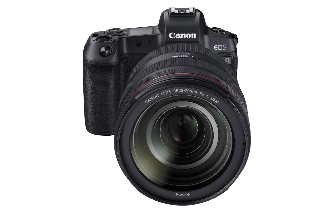 Canon EOS R, Mirrorless interchangeable-lens camera, , Canon, Full-frame digital SLR, Nikon Z 6, Canon RF mount, Canon EF 24–105mm lens, Camera lens, Full-frame mirrorless interchangeable-lens camera, eos r canon, Digital camera, Camera, Camera lens, Cameras & optics, Camera accessory, Lens, Point-and-shoot camera, Mirrorless interchangeable-lens camera, Single-lens reflex camera, Reflex camera
