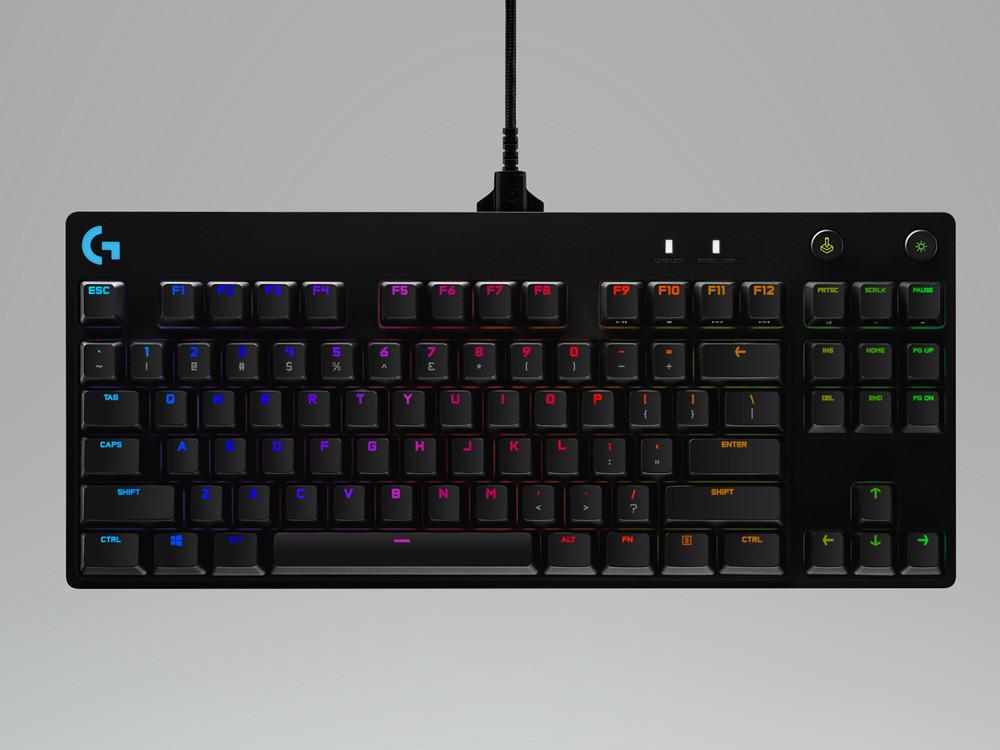 照片中提到了F12、F4、F5,包含了羅技G Pro X鍵盤、計算機鍵盤、Logitech Pro X遊戲耳機,帶藍色語音、羅技G Pro X鍵盤、電腦鼠標