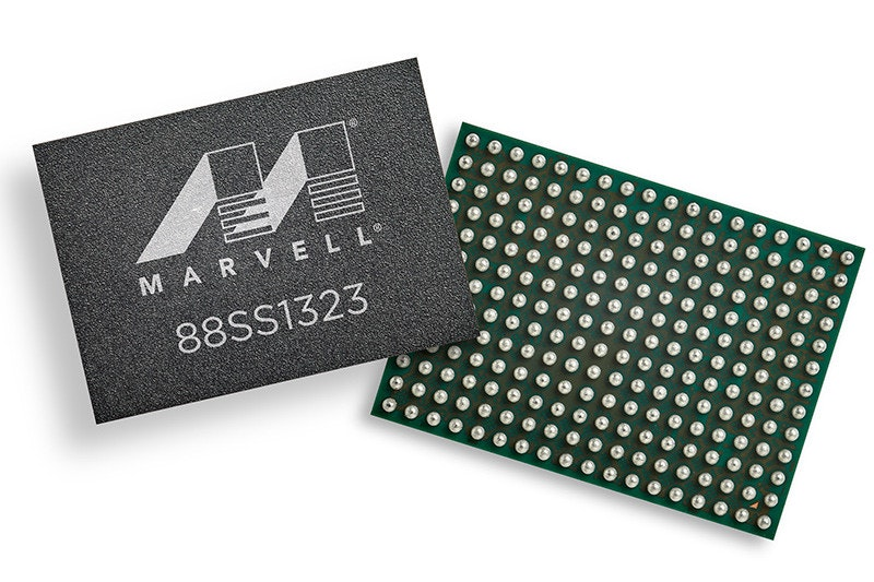 Solid-state drive, Marvell Technology Group, , NVM Express, Controller, PCI Express, Computer data storage, Flash memory controller, Integrated Circuits & Chips, Flash Memory, marvell ssd controller, Green, Design, Font, Pattern, Logo, Graphic design, Brand, Paper, Paper product