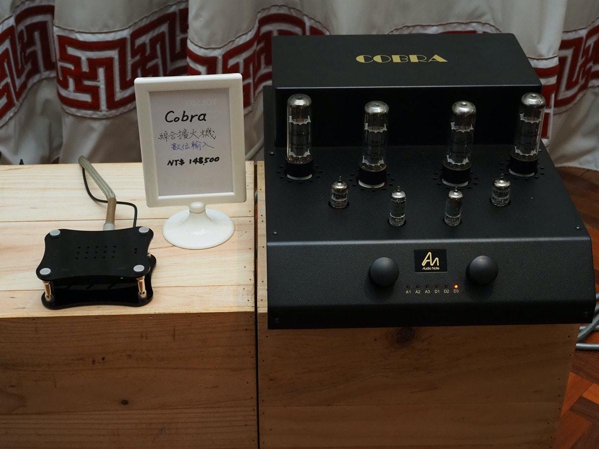 照片中提到了COBRA、Cobra、綜合擴大機,包含了電子產品、吉他放大器、樂器配件、電子樂器、電子產品