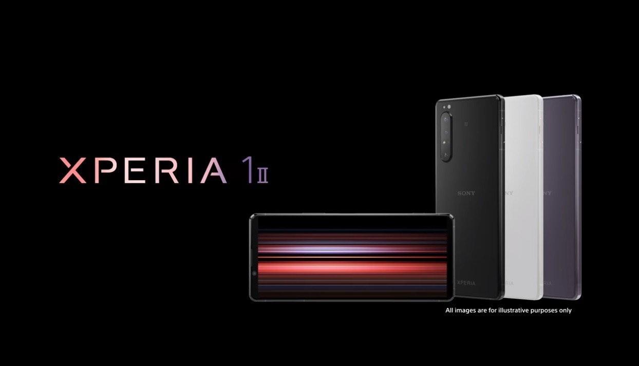 照片中提到了XPERIA 1ı、SONY、XPERIA,跟索尼手機有關,包含了Xperia、索尼Xperia 1、索尼Xperia 1 II、索尼Xperia XZ1、了索尼