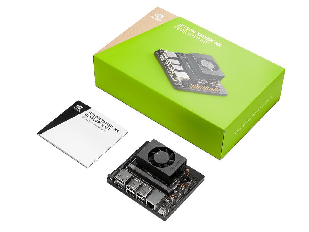 GTC 2020 :NVIDIA 推出Jetson Xavier NX 開發套件,支援雲端原生技術 ...