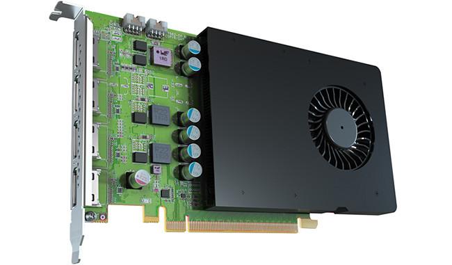 照片中包含了網絡接口控制器、電腦硬件、英偉達Quadro、個人電腦、圖形處理單元