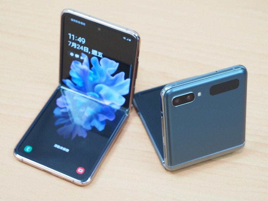 华强北精仿手机Galaxy Z Flip 5G✡