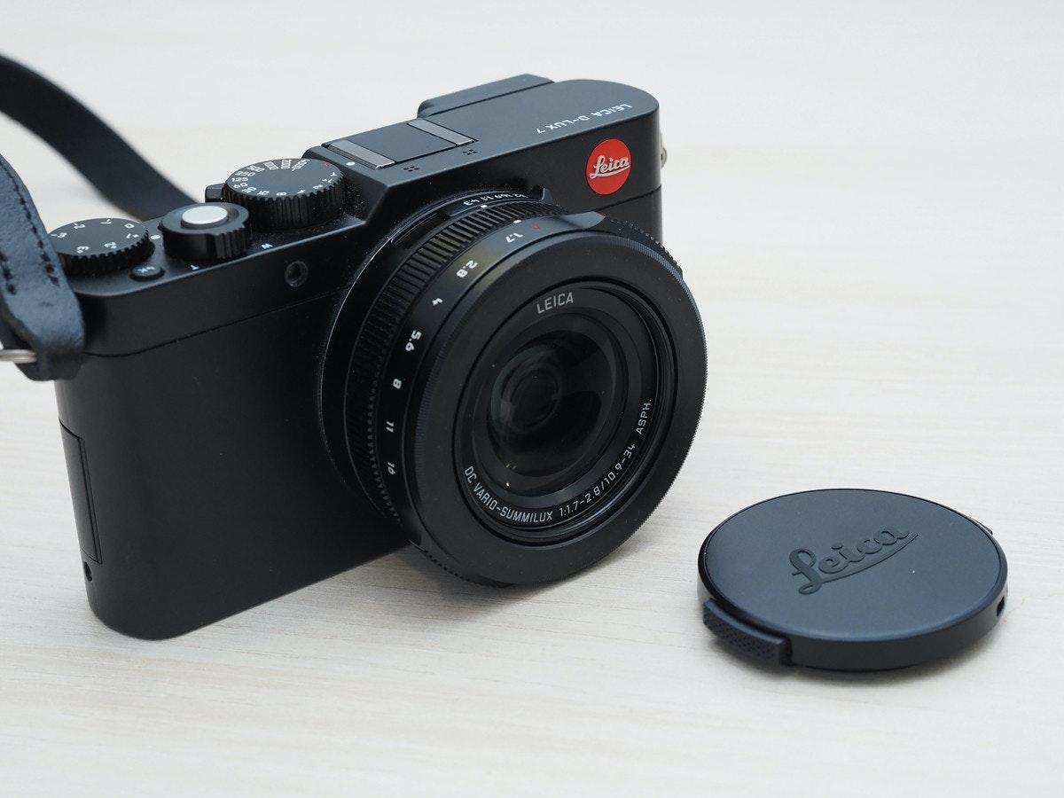 照片中提到了LEICA D-LUX7、Leica、LEICA,跟徠卡相機、徠卡相機有關,包含了鏡頭、數碼單反、鏡頭、無反光鏡可換鏡頭相機、單反相機