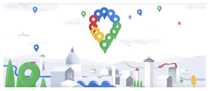 照片中包含了谷歌地圖、谷歌地圖、地圖、谷歌地球、谷歌