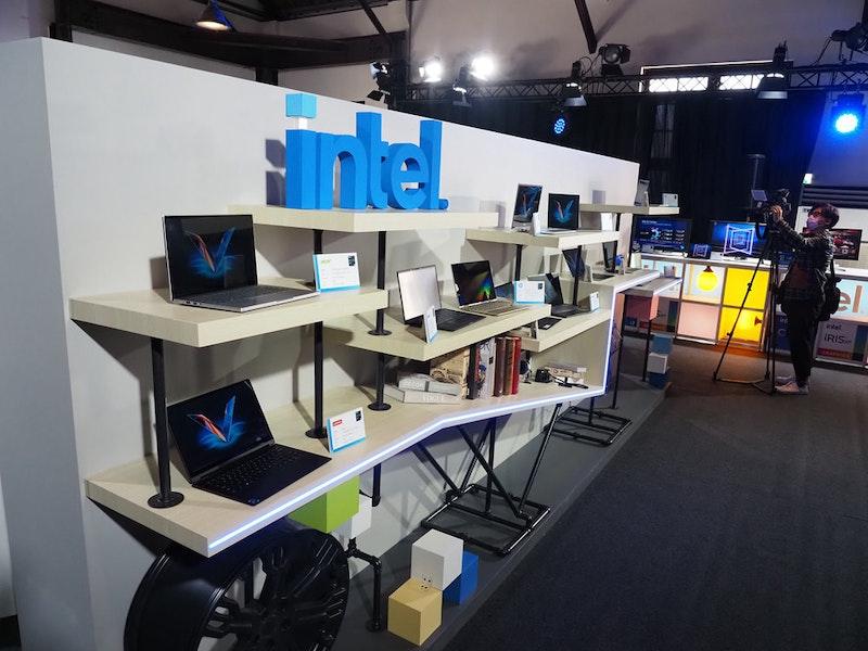 Intel 藉第 11 代 Core 平台攜手筆電大廠打造真實且創新的應用體驗, EVO 平台進一步帶來輕薄、長效且反應迅速的體驗