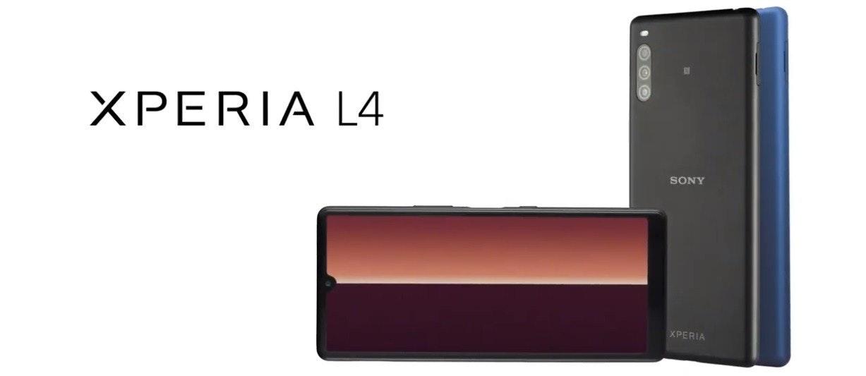照片中提到了XPERIA L4、SONY、XPERIA,跟索尼手機、索尼手機有關,包含了索尼Xperia、手機、索尼Xperia、了索尼