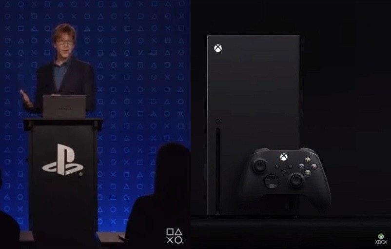 照片中提到了XBOX、OXO4O XO40XOA、40X0AOXG4 OXE,跟的PlayStation有關,包含了的PlayStation、的PlayStation 4、Xbox One、的PlayStation 5、的PlayStation 3