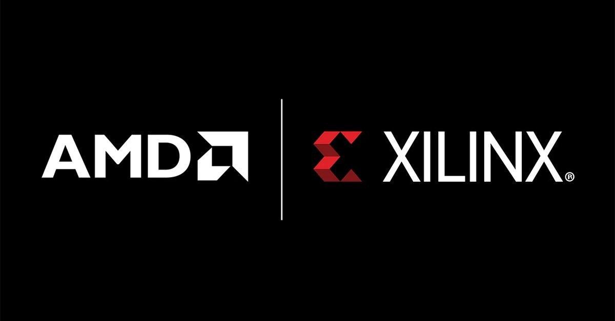 照片中提到了AMDA EXILINX.,跟Advanced Micro Devices公司、賽靈思有關,包含了AMD收購Xilinx、英偉達、現場可編程門陣列