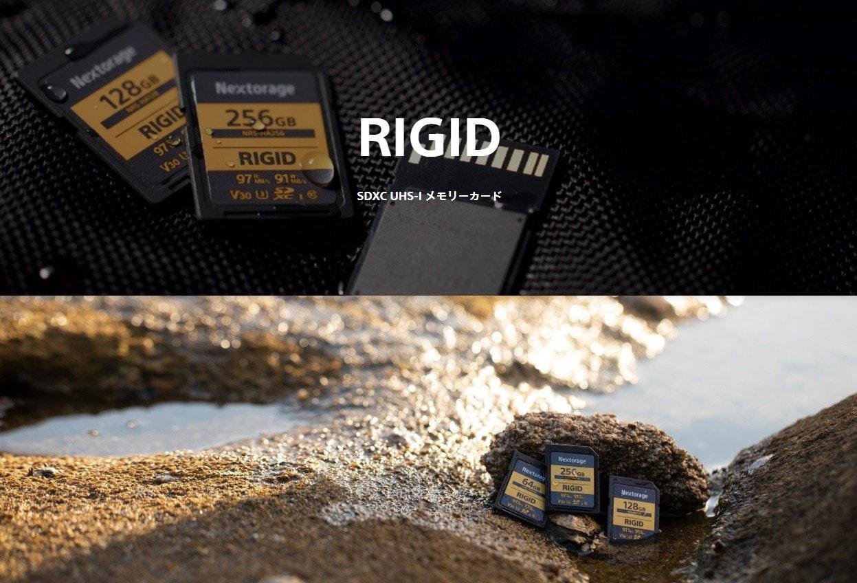 照片中提到了Nextorage、Nextorage、128GB,包含了泥、屏幕截圖、儀表、字形、牌