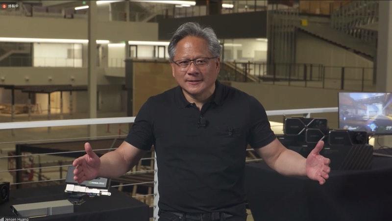 Computex 2021 : NVIDIA 執行長黃仁勳認為支援 Arm 架構是因應複雜的運算需求提供選擇,挖礦產業難以消失但也不希望過大