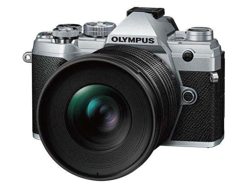 照片中提到了OLYMPUS,包含了กล้อง 奧林巴斯、奧林巴斯筆、奧林巴斯OM-D E-M10 Mark III、微型四分之三系統、奧林巴斯OM-D E-M5 Mark III