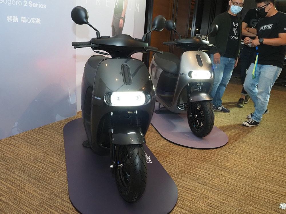 照片中提到了ogoro 2 Series、移動精心定義,包含了摩托車配件、摩托車配件、摩托車、摩托車、汽車設計