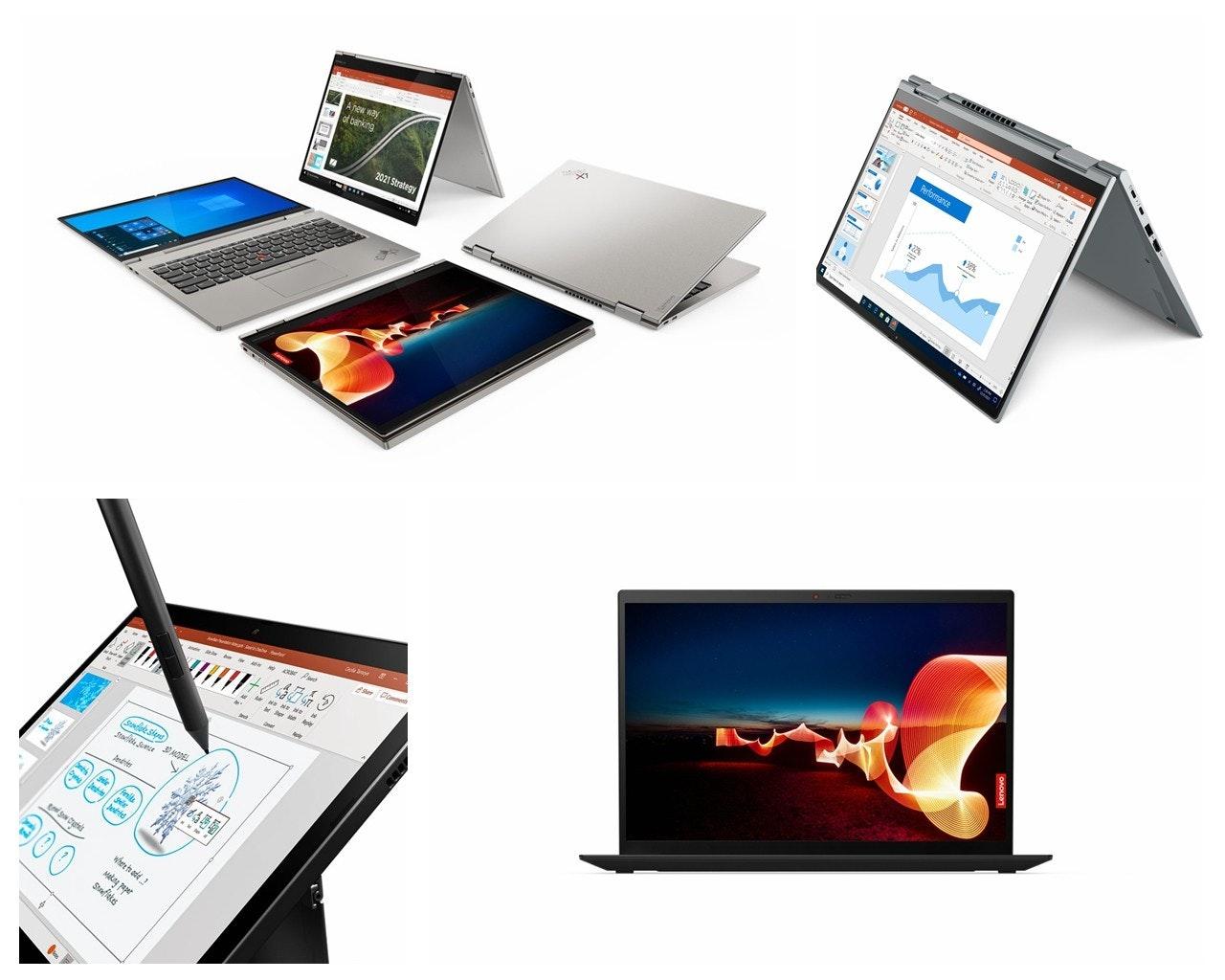 照片中提到了where ts at、Makay papr、Onouan,包含了小工具、聯想、CES 2021、電腦顯示器、電腦