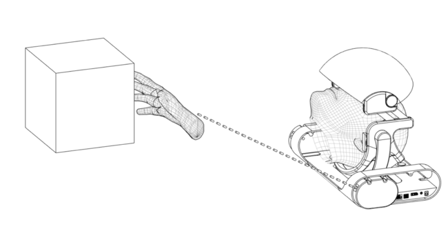 The photo contains line art, line, line, virtual reality headset, virtual reality