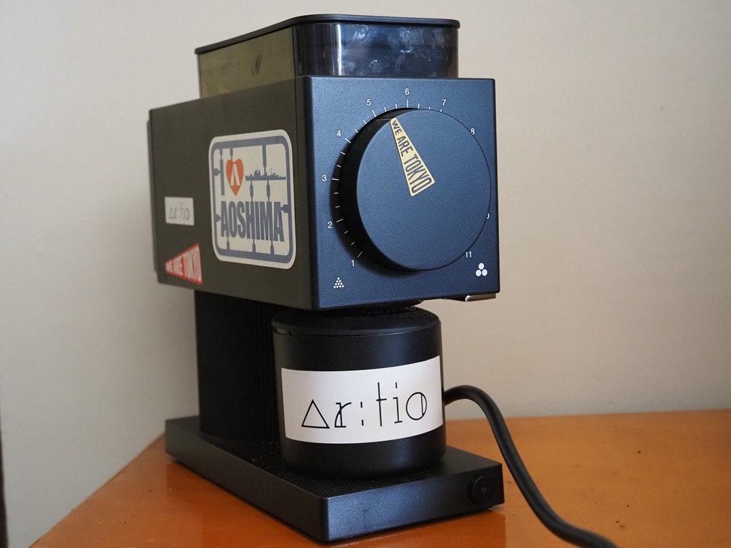 照片中提到了HASHIMAT、11、Ar:fio,跟卡托研究所有關,包含了咖啡機、小家電、咖啡機、產品設計、產品