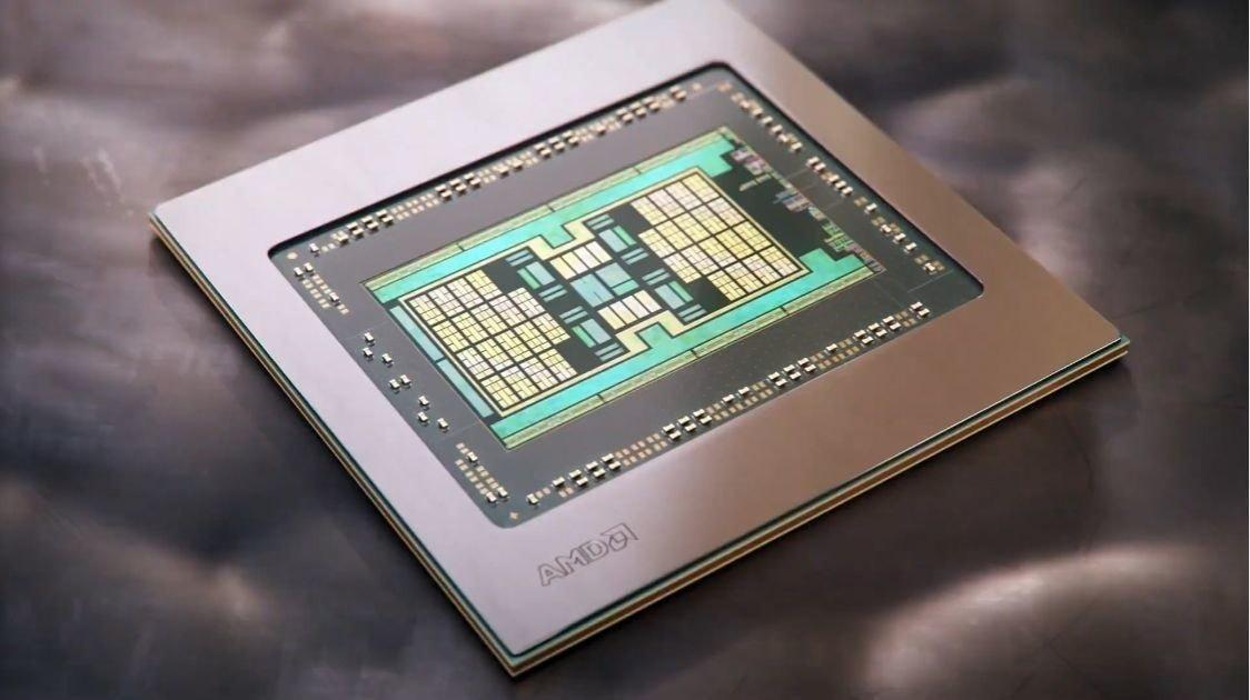 照片中提到了AMDO,包含了接收6900xt、AMD Radeon 500系列、Advanced Micro Devices公司、Radeon RX 5000系列、圖形處理單元