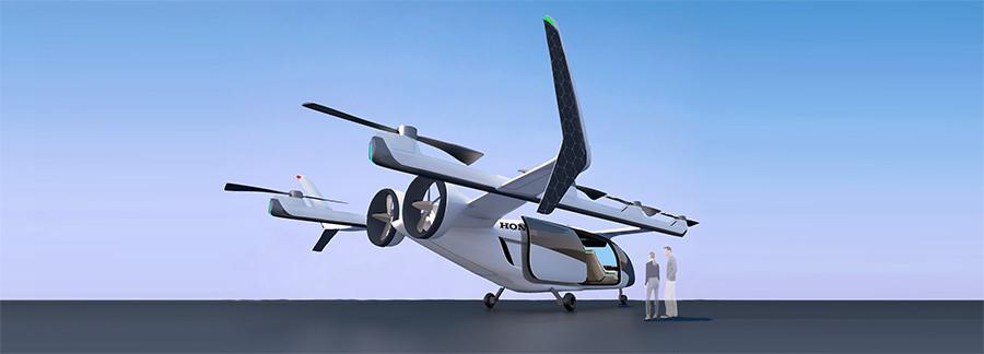 本田技研陸海空制霸還不夠,宣布投入電動垂直起降飛機開發外還將挑戰太空領域