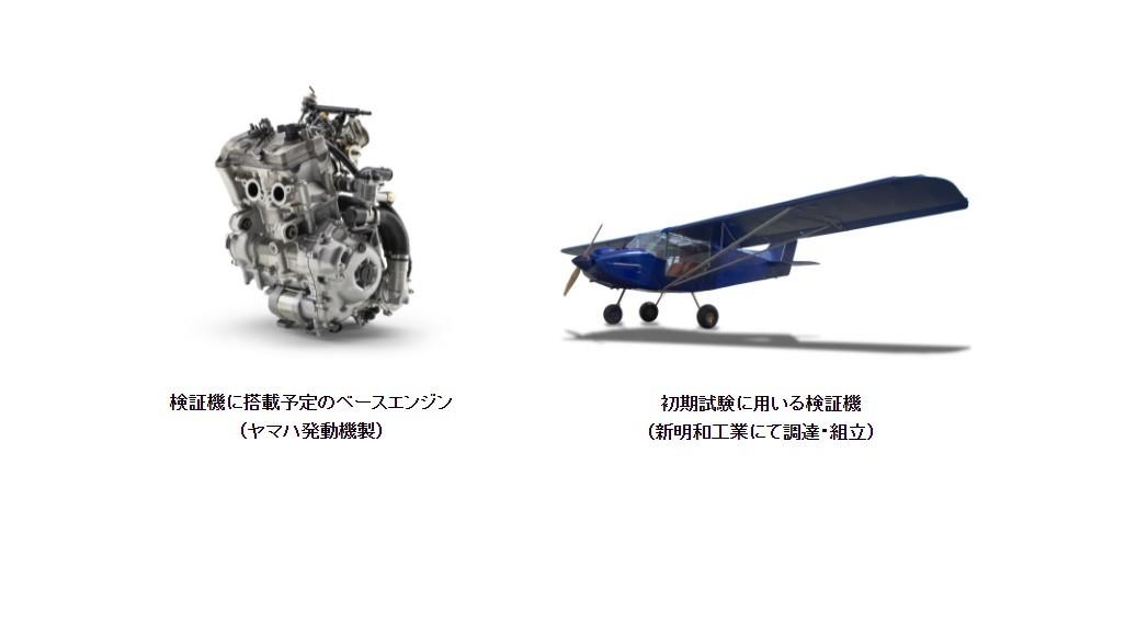 繼本田之後日本 Yamaha 也要陸海空制霸了, Yamaha 宣布與新明和工業共同開發次世代小型航空機