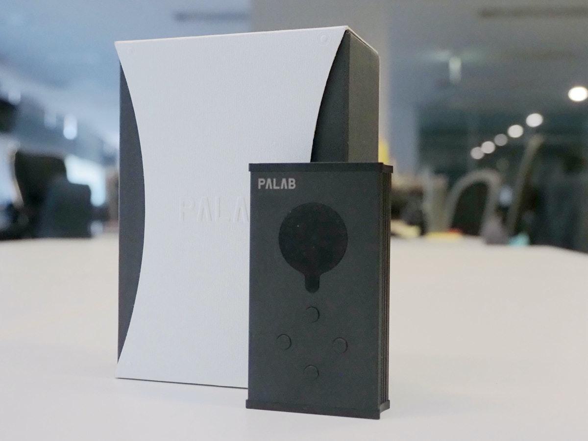 照片中提到了PALAB、PALA,包含了產品設計、設計、電子機器、電子產品、產品