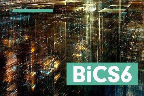 照片中提到了BICS6,跟Belgacom ICS有關,包含了西部數據、西部數據、電腦數據存儲、柯夏、快閃記憶體