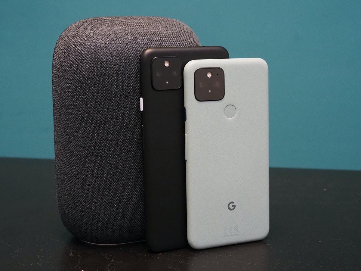 照片中提到了COX,包含了像素4a 5g白色開箱、像素5、Google Pixel 4a(5G)、谷歌、谷歌