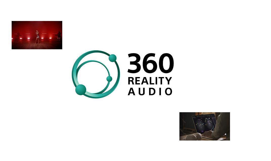 照片中提到了360、REALITY、AUDIO,包含了索尼360 Reality音頻、索尼WF-1000XM3、索尼公司、了索尼、索尼隨身聽