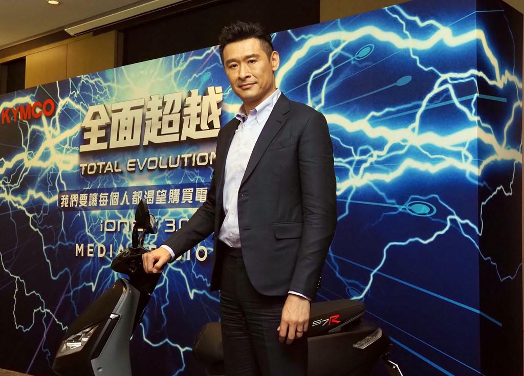 專訪光陽董事長柯勝峯: Ionex 3.0 布局為台灣需求而生,未來在台電車冠上 Ionex 品牌與油車的 Kymco 區隔