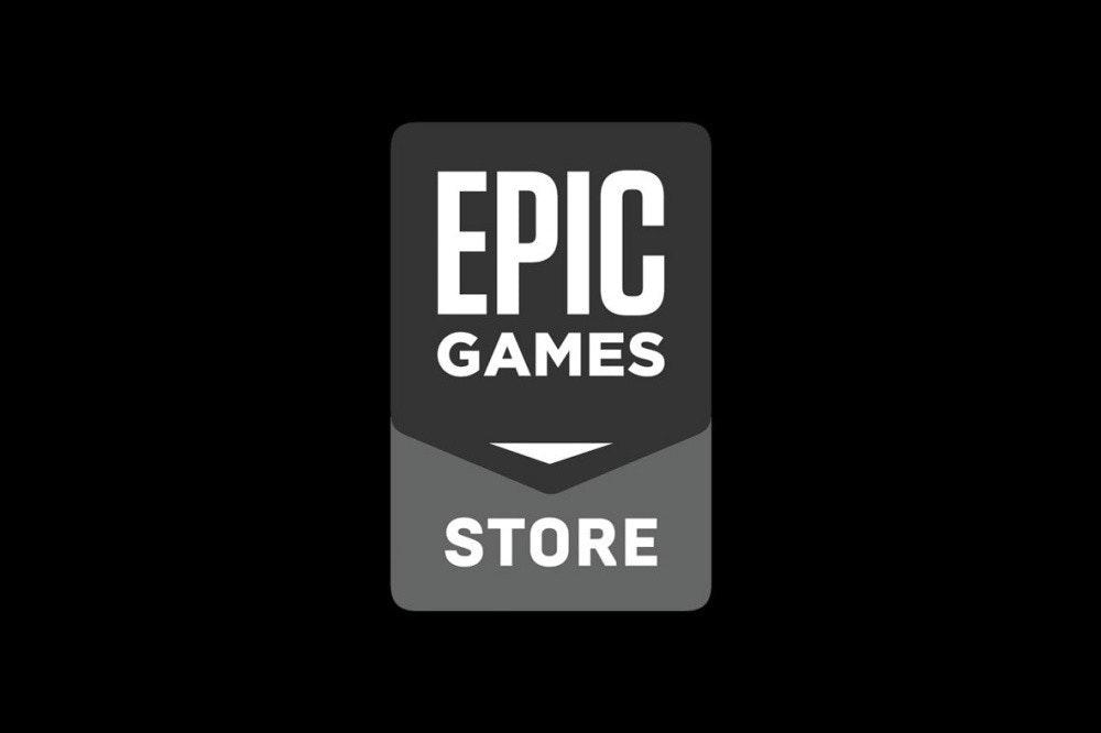 照片中提到了EPIC、GAMES、STORE,跟史詩遊戲有關,包含了史詩遊戲商店手機、堡壘之夜、Epic Games 訴 Apple、艾倫·韋克