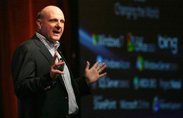 是微軟執行長Steve Ballmer表示:「明年將發表下一代的Windows」這篇文章的首圖