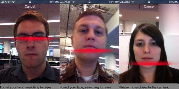 是RecognizeMe讓iPhone4認得你的臉(不過目前還會誤認別人的臉)這篇文章的首圖