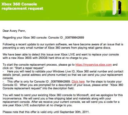 是微軟解決部分Xbox 360s不能讀取光碟的問題這篇文章的首圖