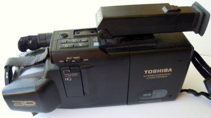是3D攝影器材界的黑金剛:Toshiba SK-3D7攝影機這篇文章的首圖