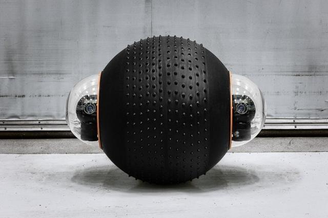 是瑞典3D影像無人地面載具,可拋耐摔運作無聲這篇文章的首圖