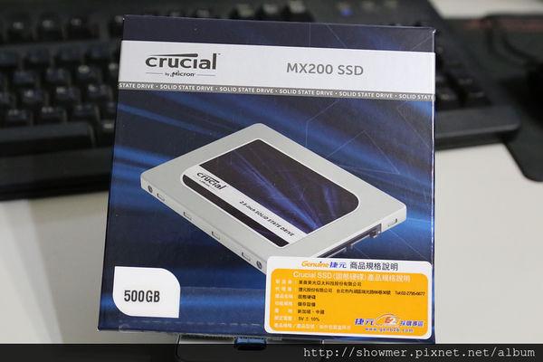 是改版還是偷料 ??? 美光 Crucial MX200 系列 SSD 實際拆解這篇文章的首圖