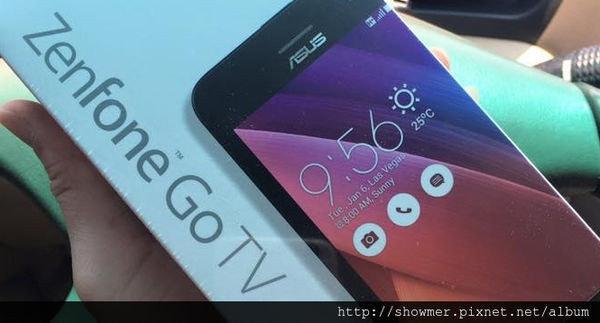 是ASUS ZenFone Go TV (ZB551KL) 可以講電話的數位電視 ???這篇文章的首圖