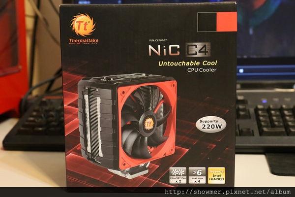 是Termaltake 曜越 NiC C4 不干涉顯示卡不撞到記憶體才是好用的散熱器這篇文章的首圖