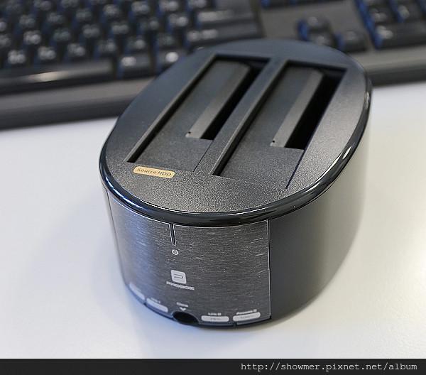 是可以一鍵就開始懶人備份的 PROBOX 2x HDD Docking Station USB3.0 硬碟座這篇文章的首圖