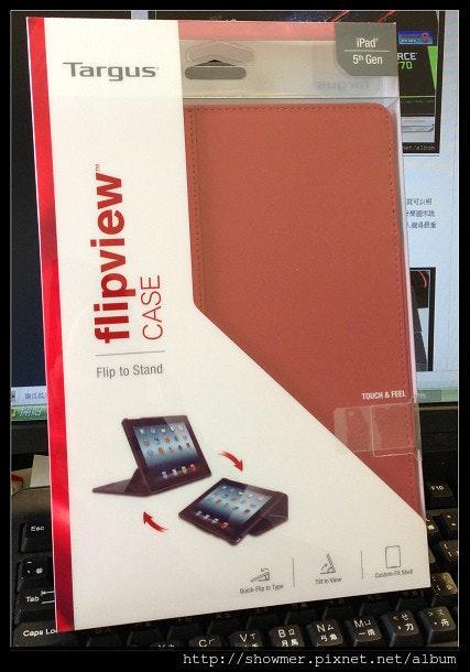 是Targus flipview case 打字觀賞都方便的 iPad Air 保護殼這篇文章的首圖