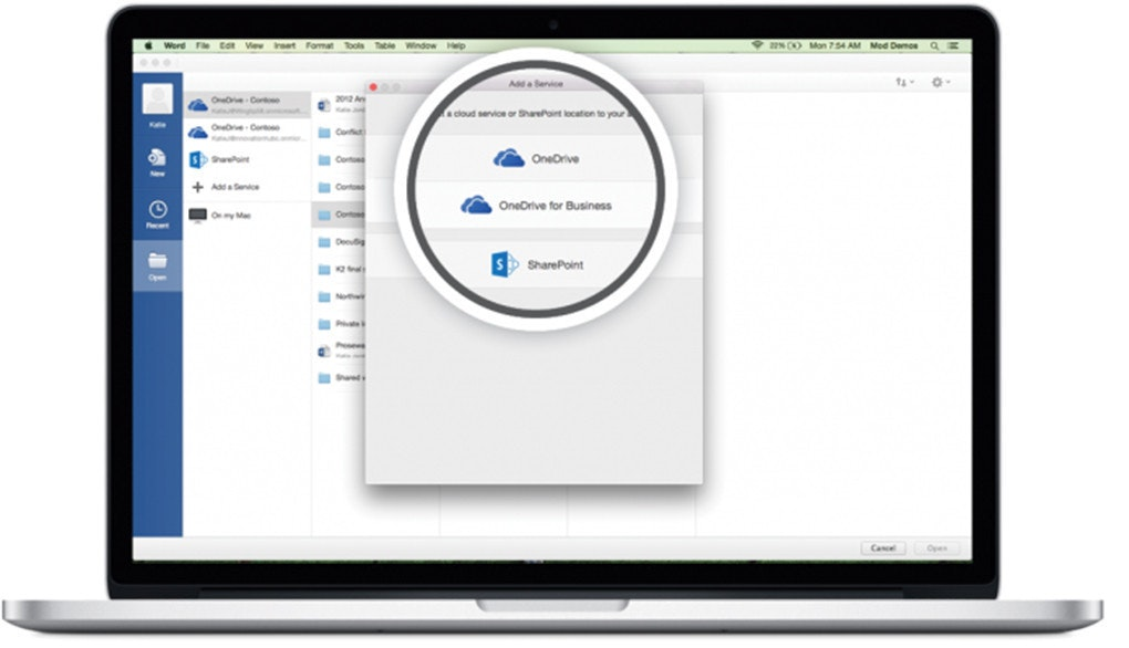 是支援5K螢幕!Microsoft Office 2016 for Mac 預覽版免費下載這篇文章的首圖