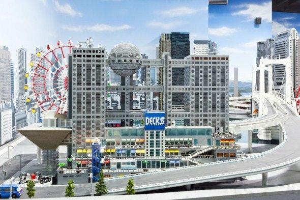 是LEGO迷新潮拜地:東京台場LEGOLAND這篇文章的首圖