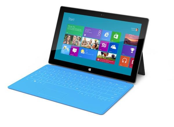 是不便宜!Microsoft Surface平板售價曝光?這篇文章的首圖