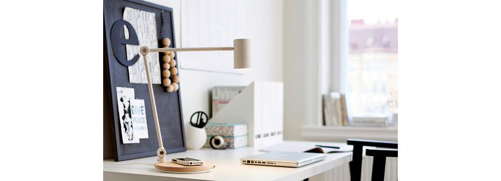 是與 Samsung 合作!Ikea 即將推出一系列內置無線充電器家具產品這篇文章的首圖