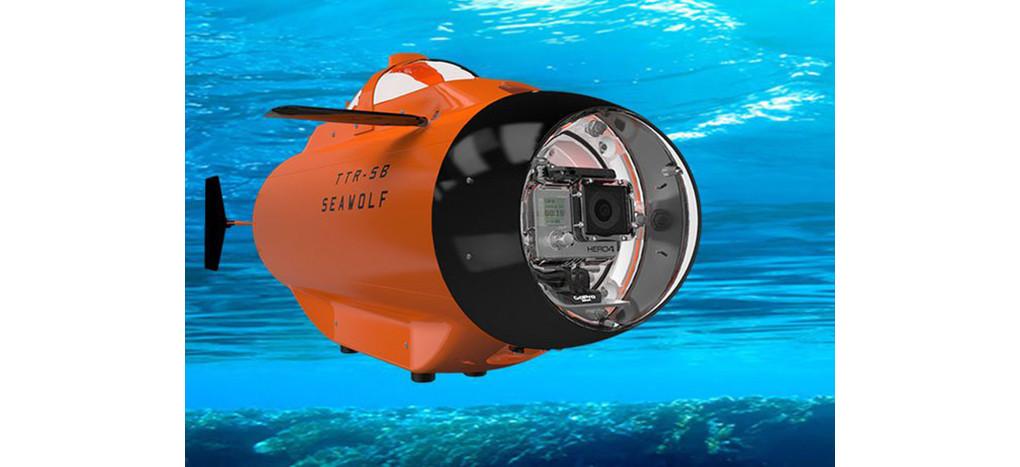 是潛水攝影無難度!水中無人機 Seawolf 登場這篇文章的首圖