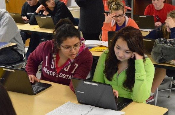 是Google : 超過 500 間歐美學校使用 Chromebook這篇文章的首圖