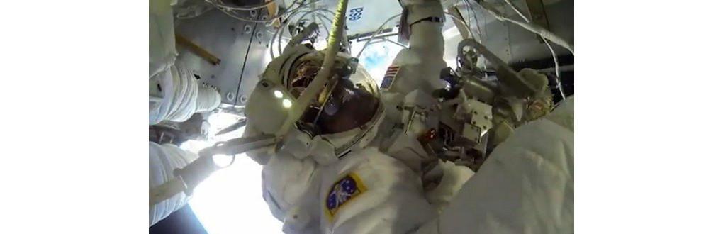 是第一視點俯瞰太空!NASA 太空人用 GoPro 帶您太空漫遊這篇文章的首圖