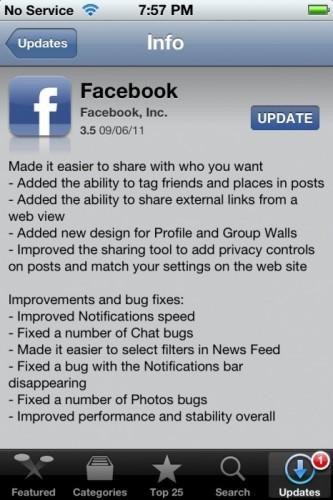 是【香港】iOS Facebook App大更新這篇文章的首圖